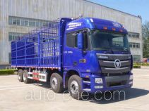 Foton Auman BJ5319CCQ-AA livestock transport truck