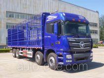 Foton Auman BJ5319CCQ-XA livestock transport truck
