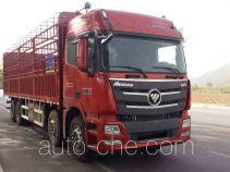 Foton Auman BJ5319CCY-AB грузовик с решетчатым тент-каркасом
