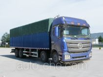 Foton Auman BJ5319CPY-XA soft top box van truck