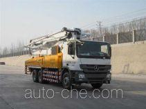 Foton BJ5330THB concrete pump truck