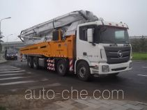 Foton BJ5439THB-1 concrete pump truck