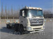 Foton Auman BJ5449THB-XB concrete pump truck chassis