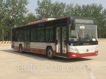 福田牌BJ6123SHEVCA-3型混合动力城市客车