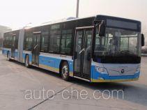 福田牌BJ6180SHEVCA型混合动力城市客车