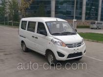 Foton dual-fuel MPV