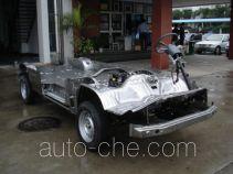 BAIC BAW BJ6440G3 bus chassis
