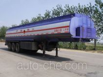 Foton Auman BJ9405NCG7B chemical liquid tank trailer