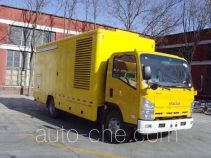 Kaite BKC5100TDY мобильная электростанция на базе автомобиля