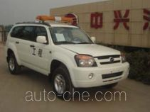 ZX Auto BQ5023XGCG инженерный автомобиль для технических работ