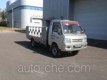 Yajie BQJ5030CTYE5 trash containers transport truck