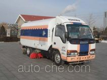 Yajie BQJ5070TXSN street sweeper truck