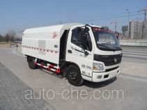 Yajie BQJ5080GQXB highway guardrail cleaner truck