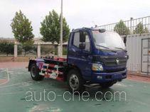 Yajie BQJ5100ZXXB detachable body garbage truck