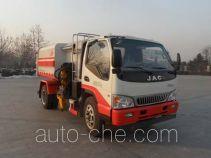 Yajie BQJ5101ZZZH self-loading garbage truck