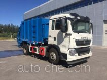 Yajie BQJ5160ZYSE5 garbage compactor truck