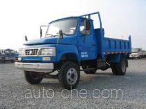宝石牌BS2510CD1型自卸低速货车