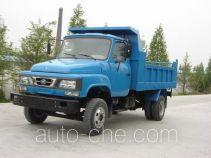 宝石牌BS4010CD2型自卸低速货车
