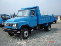 宝石牌BS4010CD3型自卸低速货车