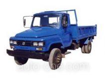 宝石牌BS4015CD型自卸低速货车