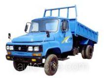 宝石牌BS5815CD型自卸低速货车