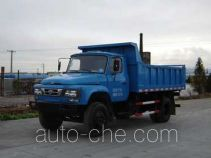 宝石牌BS5815CD1型自卸低速货车