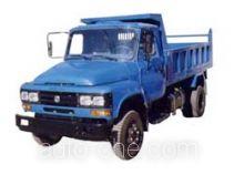宝石牌BS5815CDA型自卸低速货车