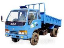 宝石牌BS5815PD型自卸低速货车