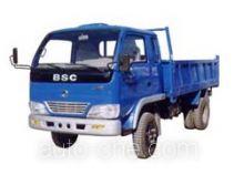 宝石牌BS5815PDA型自卸低速货车