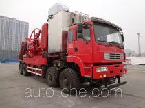 Baoshijixie BSJ5540TLG coil tubing truck