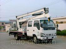 Sanxing (Beijing) BSX5072JGK aerial work platform truck