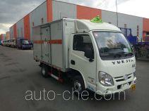 Zhongyan BSZ5039XZWC5 автофургон для перевозки опасных грузов
