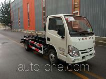 Zhongyan BSZ5039ZXXC5 detachable body garbage truck