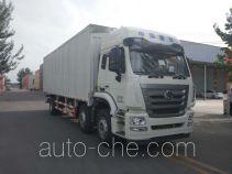 Zhongyan BSZ5254XYKC51 wing van truck