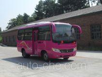 齐鲁牌BWC6605KA型客车