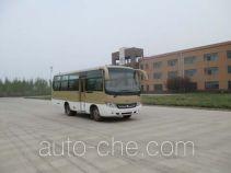 齐鲁牌BWC6665KA1型客车