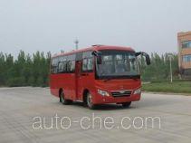 齐鲁牌BWC6765KA型客车