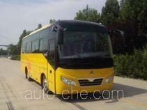 齐鲁牌BWC6771KA5型客车