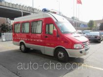 Yinhe BX5040XXFQC30/Y apparatus fire fighting vehicle