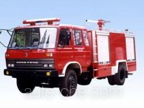 Yinhe BX5120TXFFE23 dry carbon dioxide combined fire engine