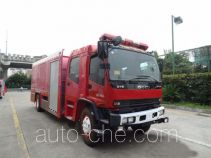 Yinhe BX5140TXFGQ80/W4 gas fire engine