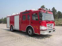 Yinhe BX5190GXFAP60/J class A foam fire engine