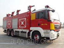Yinhe BX5280TXFBP720/M pumper (fire pump vehicle)