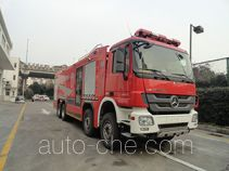 Yinhe BX5400GXFPM180/BZ4 foam fire engine