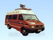 Yinhe BX5601TQXZ16 пожарный аварийно-спасательный автомобиль
