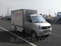 Bingxiong BXL5020XLCBEVS electric refrigerated truck