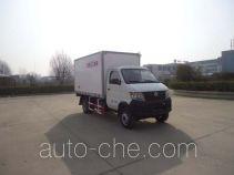 Bingxiong BXL5030XBW insulated box van truck