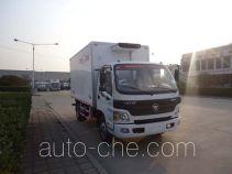 冰熊牌BXL5041XLC4型冷藏车