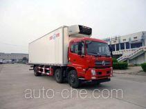冰熊牌BXL5256XLC1型冷藏车