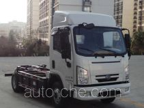 BYD BYD1070A7BBEVD electric light truck chassis